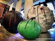 Chalk Paint Pumpkins at Inside Chobham 2