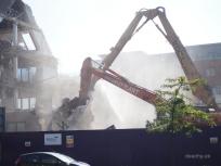Pembrook House - Demolition - Camberley - Paul Deach 10