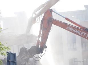 Pembrook House - Demolition - Camberley - Paul Deach 12