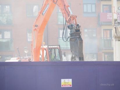 Pembrook House - Demolition - Camberley - Paul Deach 14