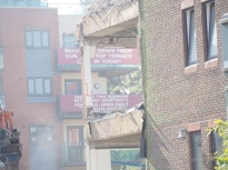 Pembrook House - Demolition - Camberley - Paul Deach 15