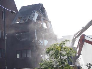 Pembrook House - Demolition - Camberley - Paul Deach 16