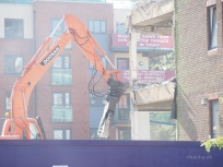 Pembrook House - Demolition - Camberley - Paul Deach 18