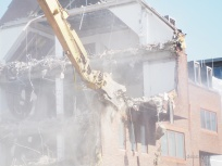 Pembrook House - Demolition - Camberley - Paul Deach 20