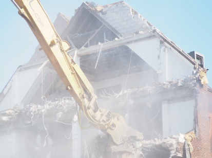 Pembrook House - Demolition - Camberley - Paul Deach 22
