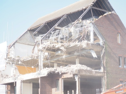 Pembrook House - Demolition - Camberley - Paul Deach 24