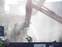 Pembrook House - Demolition - Camberley - Paul Deach 3