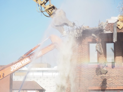 Pembrook House - Demolition - Camberley - Paul Deach 31
