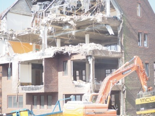 Pembrook House - Demolition - Camberley - Paul Deach 32