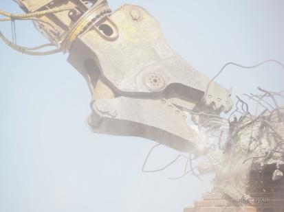 Pembrook House - Demolition - Camberley - Paul Deach 33