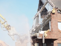 Pembrook House - Demolition - Camberley - Paul Deach 35