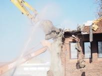 Pembrook House - Demolition - Camberley - Paul Deach 36