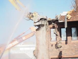 Pembrook House - Demolition - Camberley - Paul Deach 38