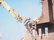 Pembrook House - Demolition - Camberley - Paul Deach 40