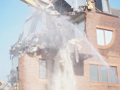 Pembrook House - Demolition - Camberley - Paul Deach 43