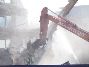 Pembrook House - Demolition - Camberley - Paul Deach 6