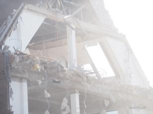 Pembrook House - Demolition - Camberley - Paul Deach 7