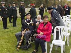 Canadian Remembrance _ Brookwood 2015 - Mike Hillman 11