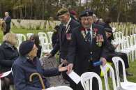 Canadian Remembrance _ Brookwood 2015 - Mike Hillman 12