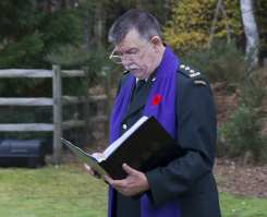 Canadian Remembrance _ Brookwood 2015 - Mike Hillman 13