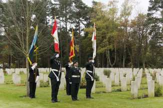 Canadian Remembrance _ Brookwood 2015 - Mike Hillman 19