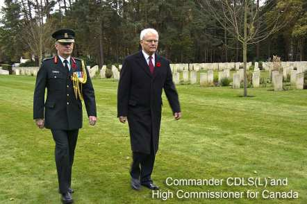 Canadian Remembrance _ Brookwood 2015 - Mike Hillman 20
