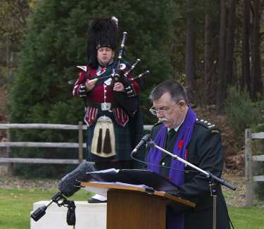 Canadian Remembrance _ Brookwood 2015 - Mike Hillman 21