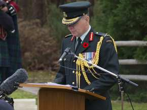 Canadian Remembrance _ Brookwood 2015 - Mike Hillman 25