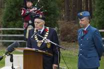 Canadian Remembrance _ Brookwood 2015 - Mike Hillman 26