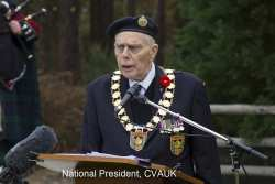 Canadian Remembrance _ Brookwood 2015 - Mike Hillman 27