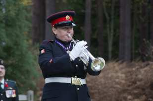 Canadian Remembrance _ Brookwood 2015 - Mike Hillman 29