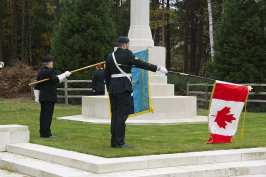 Canadian Remembrance _ Brookwood 2015 - Mike Hillman 30