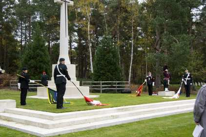 Canadian Remembrance _ Brookwood 2015 - Mike Hillman 31