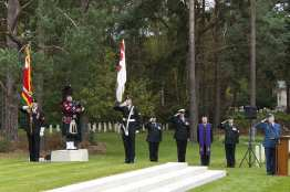 Canadian Remembrance _ Brookwood 2015 - Mike Hillman 32