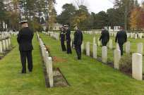Canadian Remembrance _ Brookwood 2015 - Mike Hillman 4