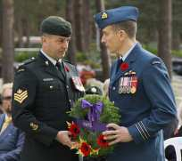Canadian Remembrance _ Brookwood 2015 - Mike Hillman 42