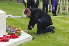 Canadian Remembrance _ Brookwood 2015 - Mike Hillman 44
