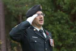 Canadian Remembrance _ Brookwood 2015 - Mike Hillman 47