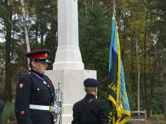 Canadian Remembrance _ Brookwood 2015 - Mike Hillman 48