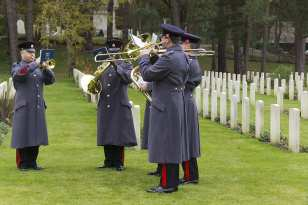 Canadian Remembrance _ Brookwood 2015 - Mike Hillman 49