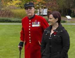 Canadian Remembrance _ Brookwood 2015 - Mike Hillman 5