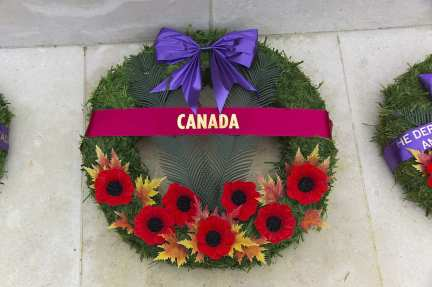 Canadian Remembrance _ Brookwood 2015 - Mike Hillman 51