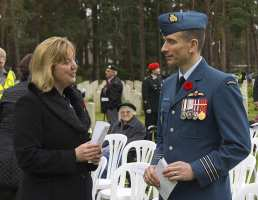 Canadian Remembrance _ Brookwood 2015 - Mike Hillman 53
