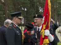 Canadian Remembrance _ Brookwood 2015 - Mike Hillman 54