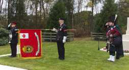 Canadian Remembrance _ Brookwood 2015 - Mike Hillman 57