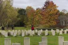 Canadian Remembrance _ Brookwood 2015 - Mike Hillman 58