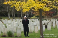 Canadian Remembrance _ Brookwood 2015 - Mike Hillman 7
