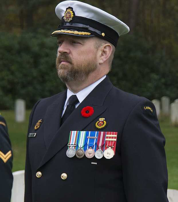 Canadian Remembrance _ Brookwood 2015 - Mike Hillman 9