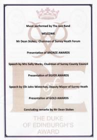 D of E Awards 2015 3