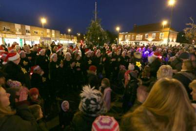 Frimley Christmas Tree 21